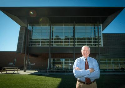 Chuck Webster, Head of School