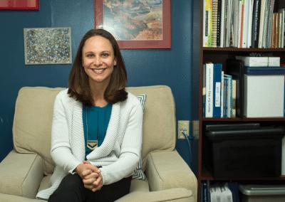 Adrianne Glidewell Smith, Director of Annual Fund & Alumni Relations