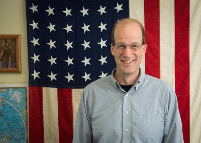 Chris Bradley, History & English Instructor