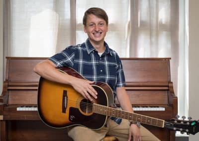 Daniel Knox, Music Instructor