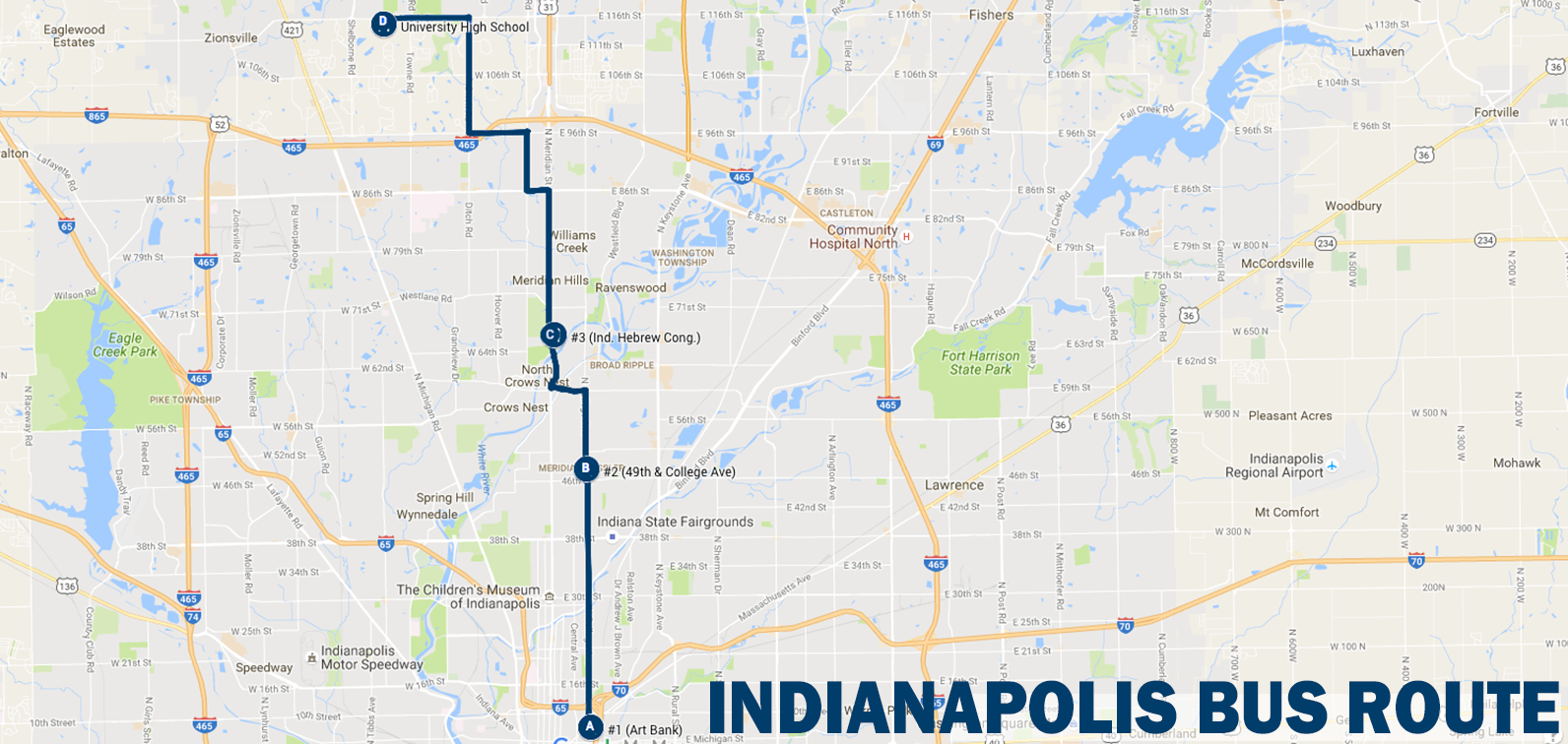 Indianapolis Route