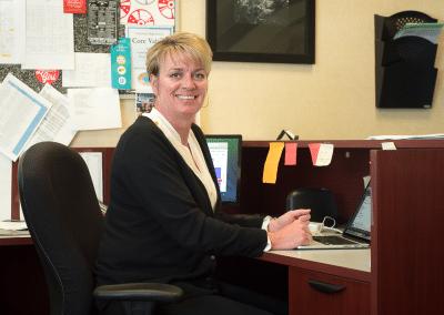 Jennifer Thompson, Executive Asst. to Head of School