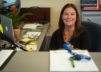 Kathy Davis, Secretary