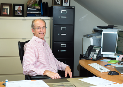 Mike Hagan, Business Manager