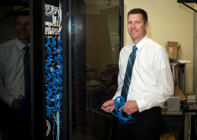 Mike Syrek, Director of Technology