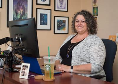 Nila Nealy, Communications Coordinator