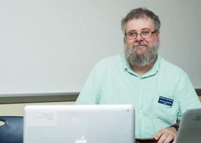 Peter LaLiberte,Computer Science Instructor