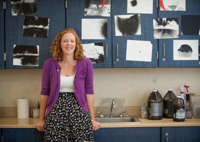 Tasha Barger, Art Instructor
