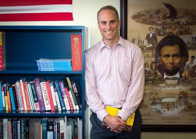 Tom FitzGibbon, History Instructor
