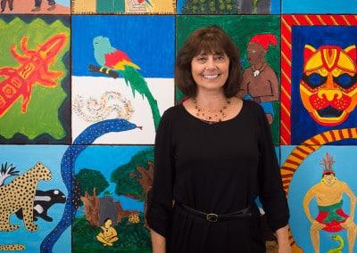 Susana Bollinger, Spanish Instructor