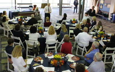 Attend Our Oct. 5 Prospective Parent Breakfast
