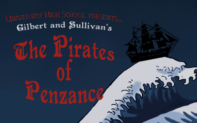 """""""The Pirates of Penzance"""" Opens Thursday, April 28"""
