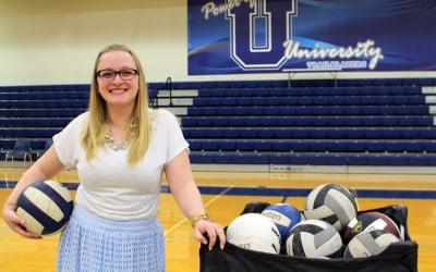 Kristen Jenkins Named Head Volleyball Coach