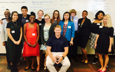 The Oaks Academy Selects Trailblazers for Leadership Series