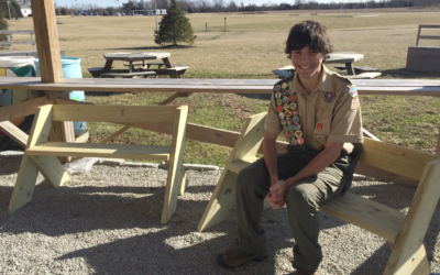 Senior's Eagle Scout Service Project Benefits UHS