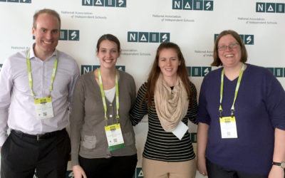 Faculty Share Takeaways from 2017 NAIS Conference