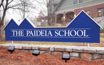 Service Learning Through Internships: The Paideia School Visit