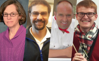 Introducing Our Four New Faculty Members