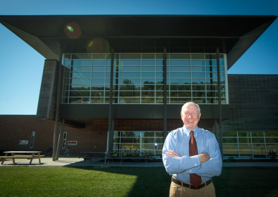 Chuck Webster, Head of School
