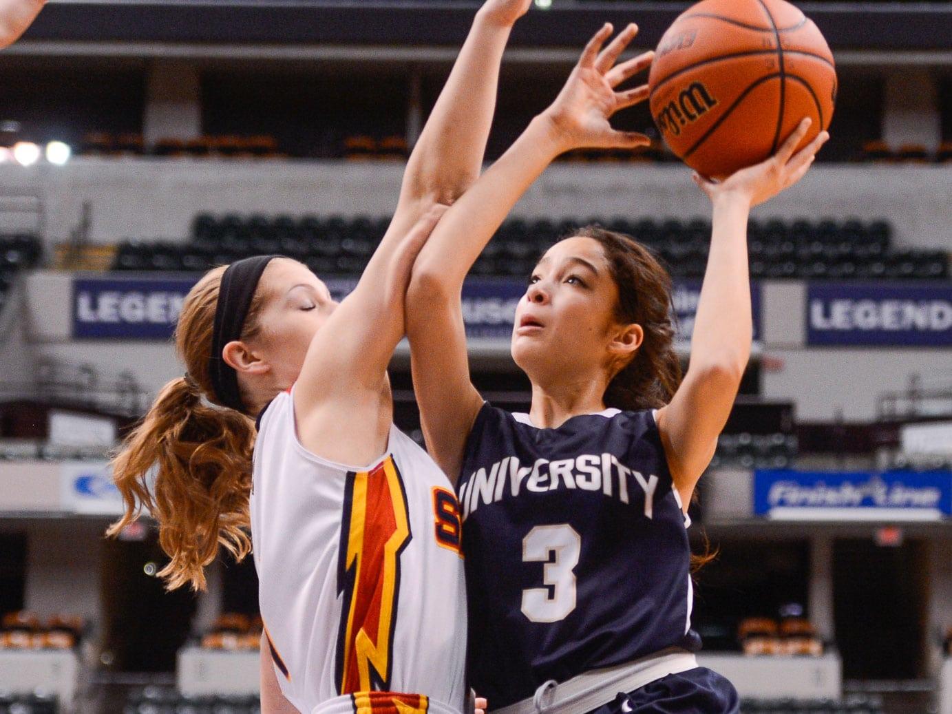 U High Basketball UHS To Host IHSAA Girl...