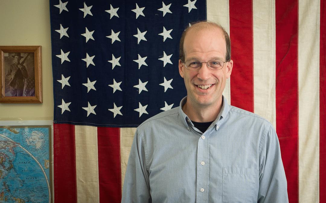 Chris Bradley, Dean of Academic Affairs