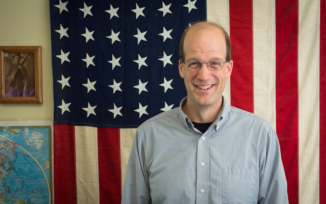 DAR Chapter Names Chris Bradley Outstanding Teacher of the Year