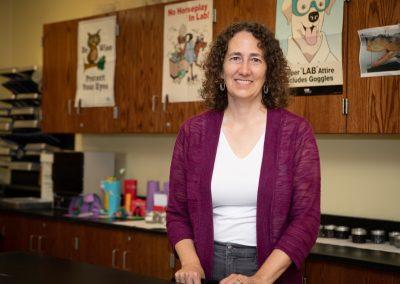 Carolyn Bradley, Science Instructor
