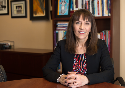 Ellyn Walerstein, Director of Learning Support Services
