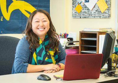 Jannie Kim, Math Instructor