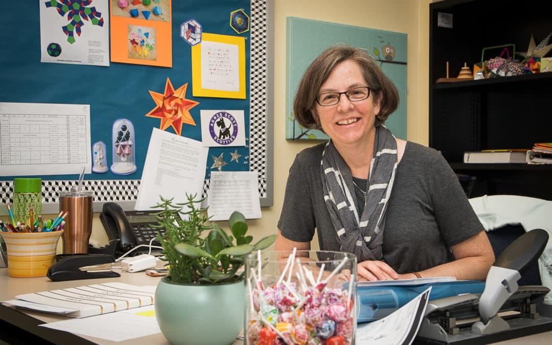 Kathleen Armato, Math Instructor