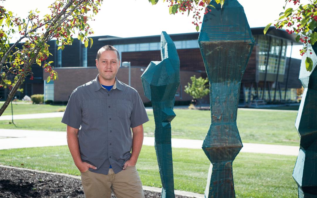Luke Crawley, Math & Science Instructor