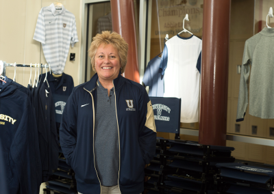 Rhonda Walls, Assistant Athletic Director