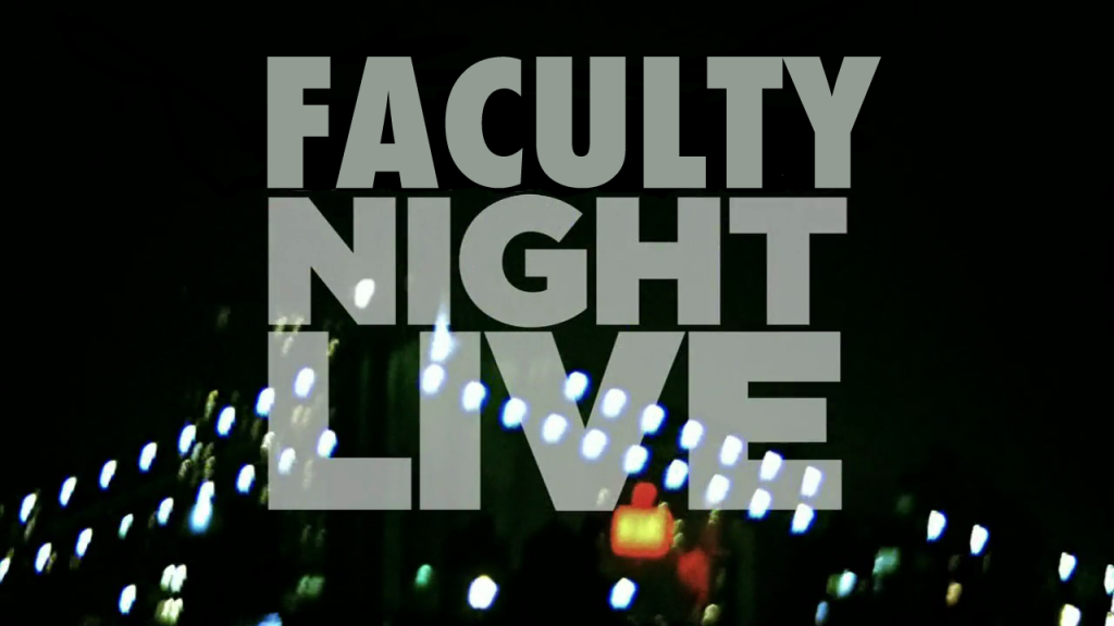 Faculty Night Live Logo