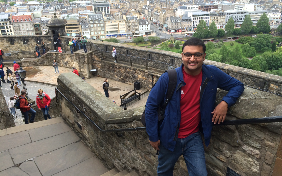 Featured Alumni: Rohun Rangnekar, Class of 2004