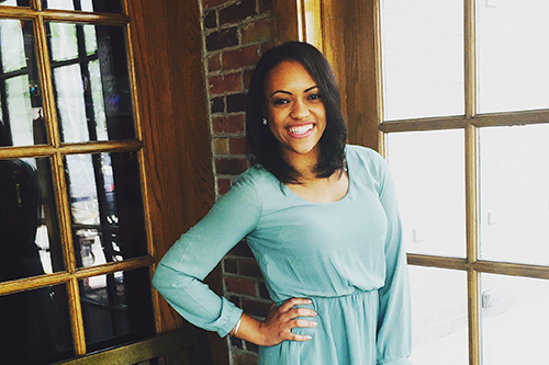 Featured Alumni: Leah Lovely, Class of 2013