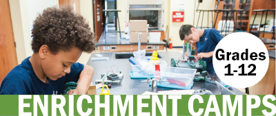 Enrichment Camps at University High School