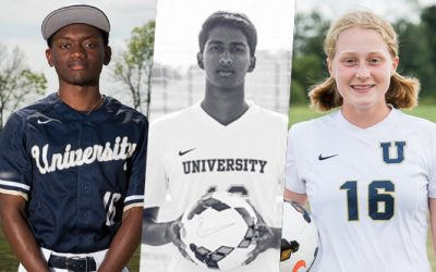 Meet the Three Student-Athletes Who Wear #16