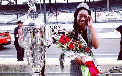 Natalie Murdock ('16) Named 500 Festival Queen Scholar