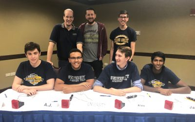 Academic Team Advances to National Final Four