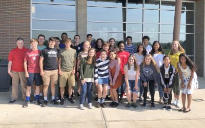Students Elect 2018-19 Stewardship Representatives