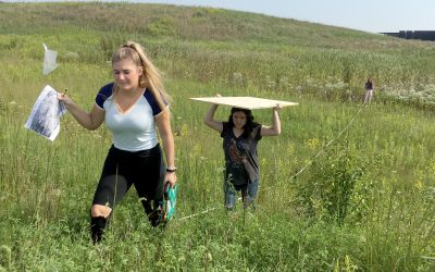 BioBlitz Serves Important Role as Campus Master Plan Work Begins