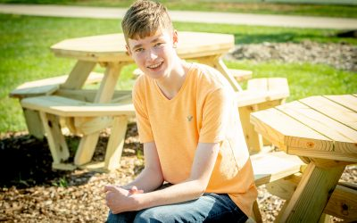Student's Eagle Scout Project Benefits Outdoor Classroom