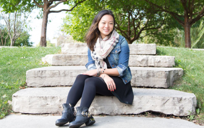 Featured Alumni: Katherine Chong, Class of 2006