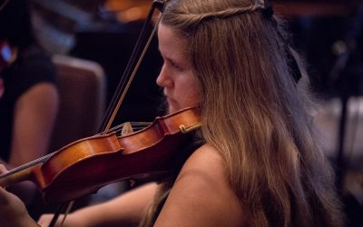 Join Us for a Fall Music Concert on Monday, Oct. 8.