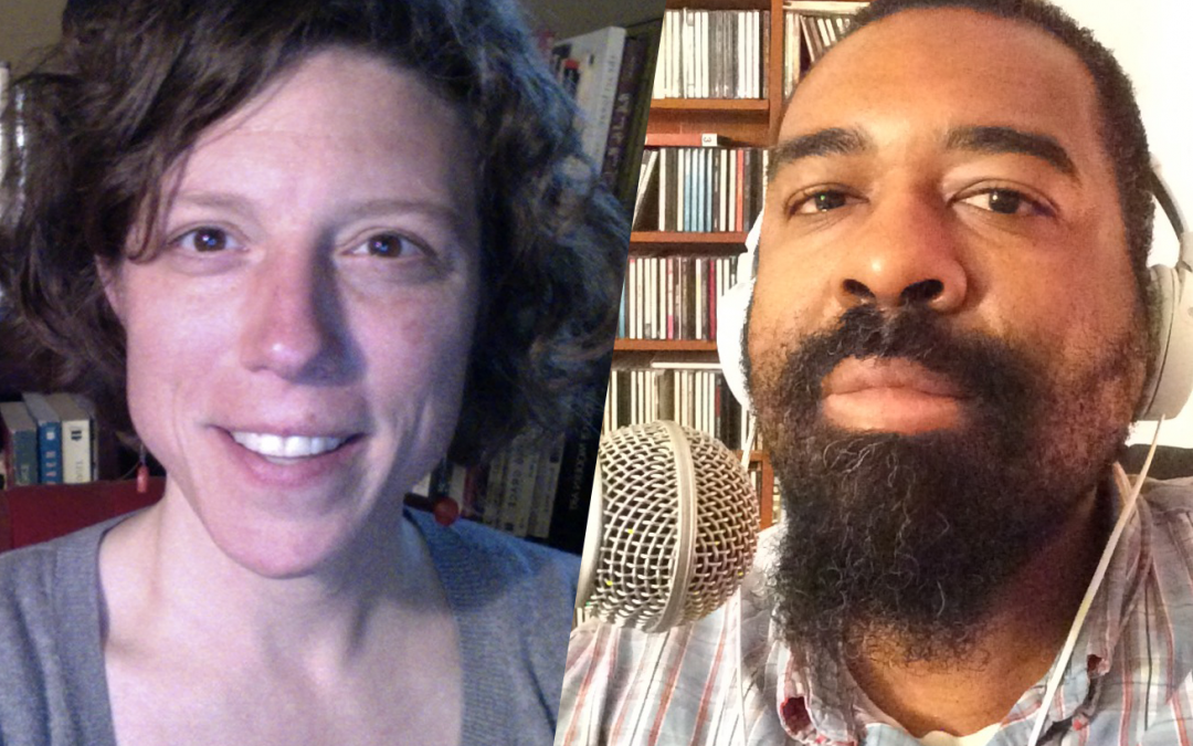 Jamie MacDougall, Franklin Oliver Join University Faculty