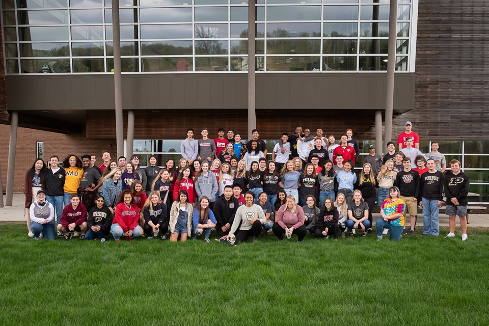 Class of 2019 Celebrates Good-Fit College Admissions