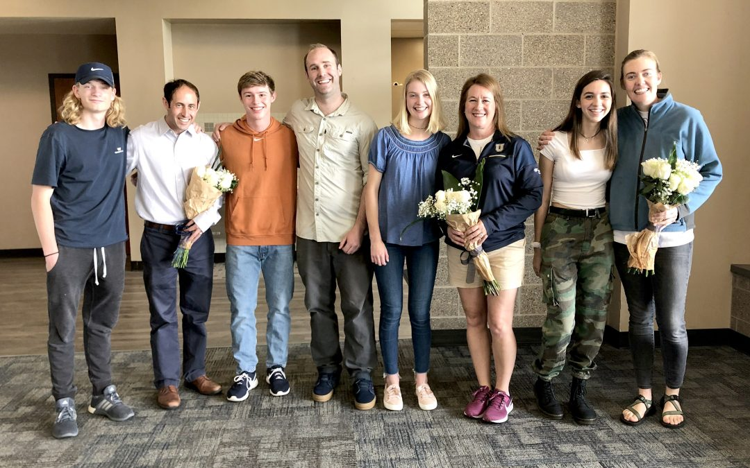 Students, Faculty Bid Farewell to Four Longtime Community Members