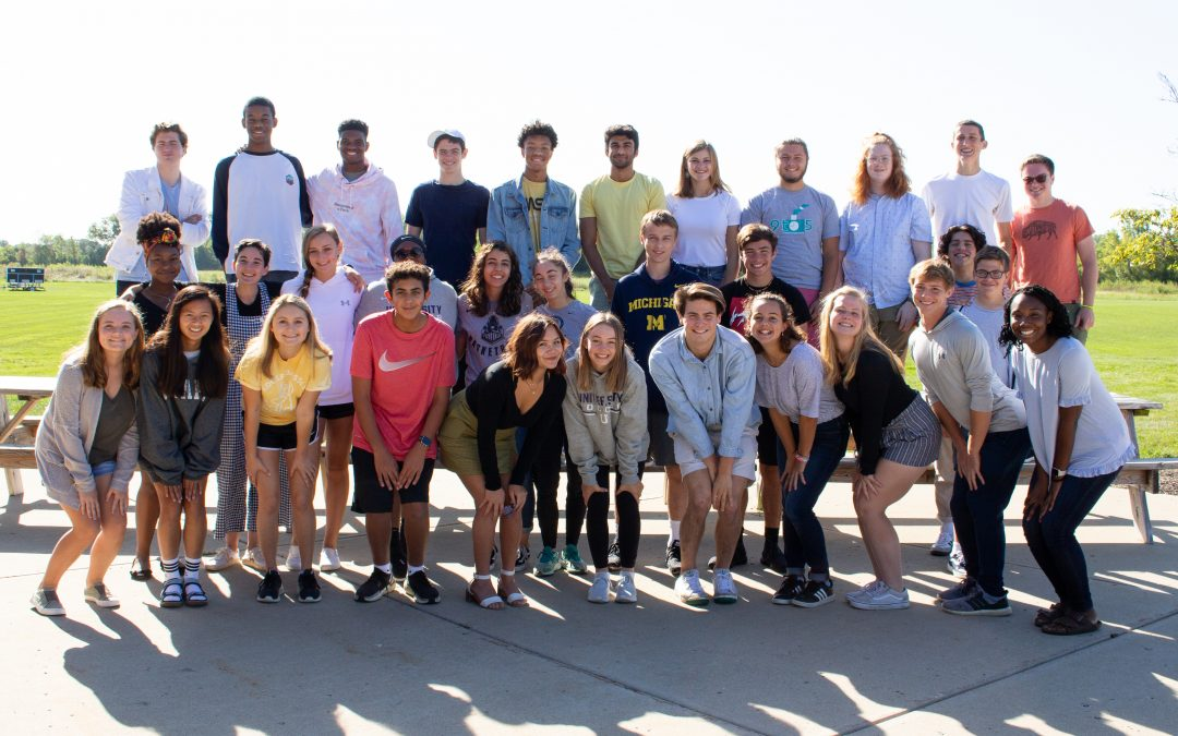 Students Elect 2019-20 Stewardship Representatives