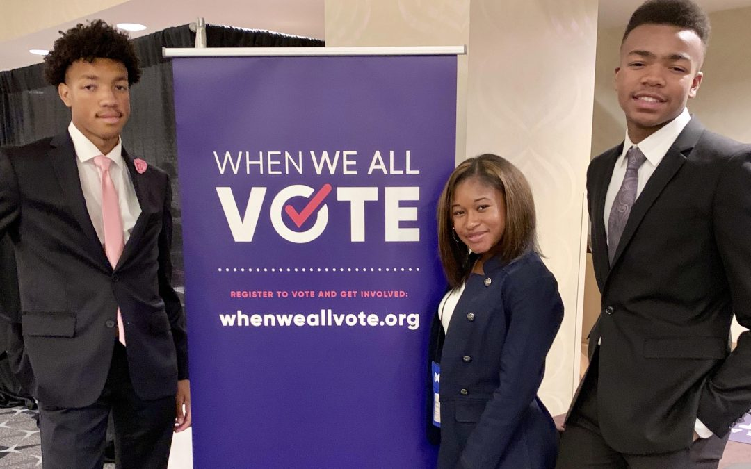 Trailblazers Attend, Lead at Jack and Jill Legislative Summit