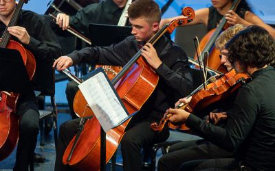 Musicians Compete in Solo and Ensemble Competition